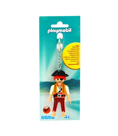 Playmobil-Porte-cles-Pirate