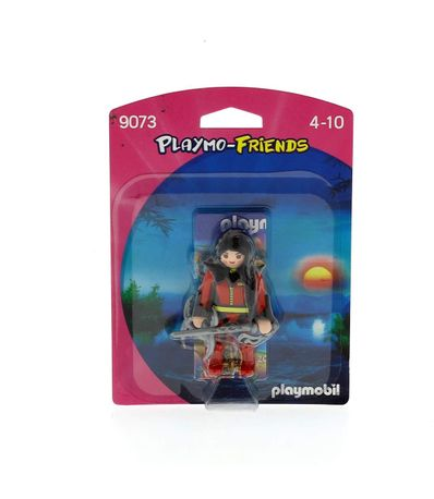 Playmobil-Guerriere
