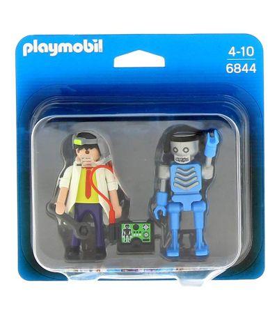 Playmobil-Pack-Inventeur-et-robot