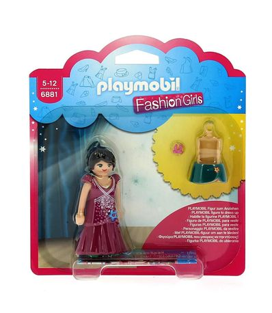 PlayMobil-Femme-Robe-de-soiree