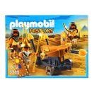 Playmobil-Soldats-du-pharaon-avec-baliste