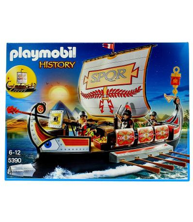 Playmobil-Galere-Romaine