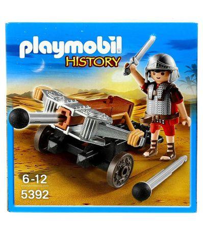 Playmobil-Legionnaire-romain-avec-baliste