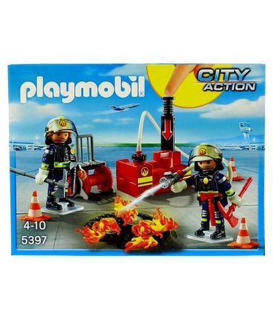 Playmobil-Equipement-de-Pompiers