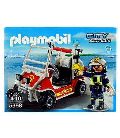 Playmobil-Voiture-de-Pompiers-Aeroport