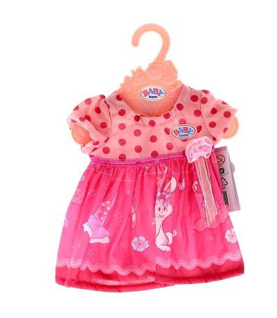 Baby-Dress-Born-Polka-Collection