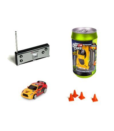 Voiture-RC-Drifting-Cars-Rouge-Jaune-Echelle-1-58