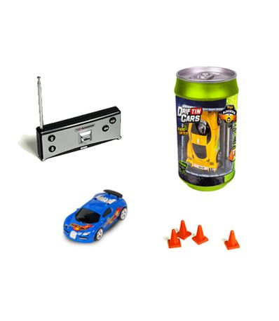 Voiture-RC-Drifting-Cars-Lata-Bleu-Echelle-1-58