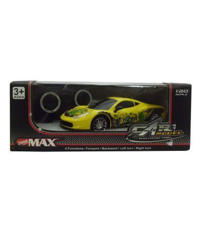 Voiture-Max-Sportive-R-C-Echelle-1-20