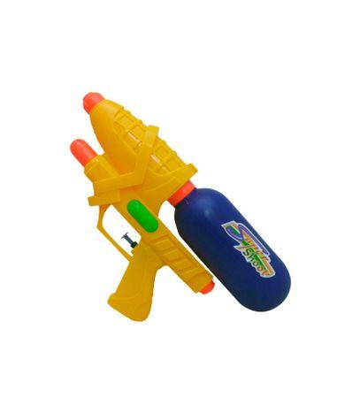 Pistolet-a-eau-Jaune-de-30-cm