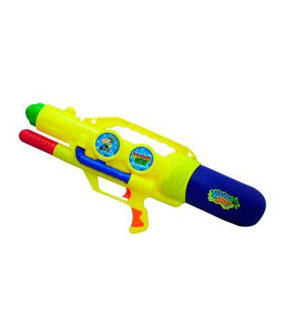 Pistolet-a-eau-Jaune-de-67-cm