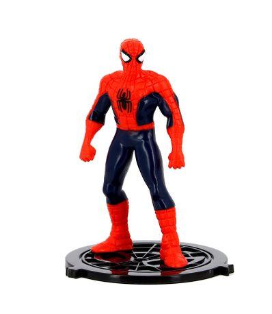 Les-Vengeurs-Figure-Spiderman-de-PVC