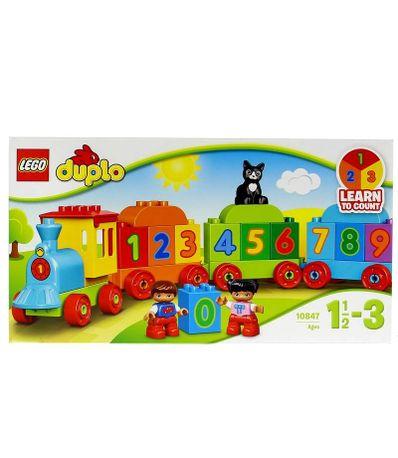 Lego-Duplo-Train-avec-Numeros