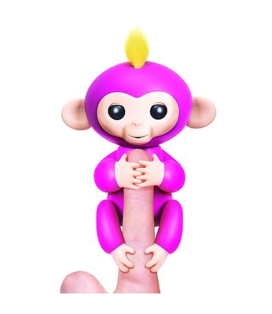 Fingerlings-Bebe-Singe-Rose