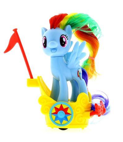 My-Little-Pony-arc-en-Dash-magique-Carruaje