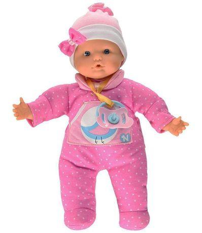 Nenuco-Qui-Pleure-Pyjama-Rose