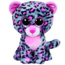 Peluche-Leopard-Grey-de-Beanie-Boo-de-15-cm