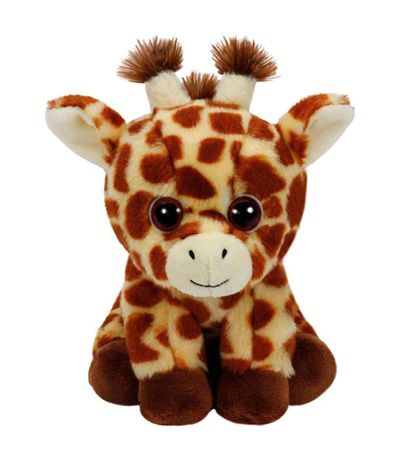Peluche-Girafe-de-Beanie-Boo-15-cm