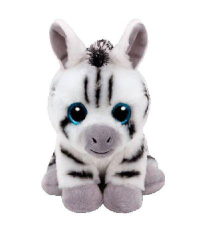 Peluche-Beanie-Boo-Zebra-15-cm
