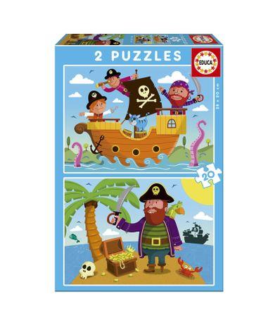Pirates-Puzzles-2x20-Pieces