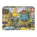 Puzzle-1500-pieces-Rues-de-Paris