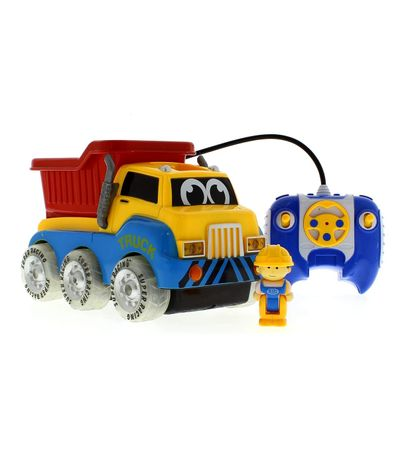 Camion-Grue-R-C-Enfant