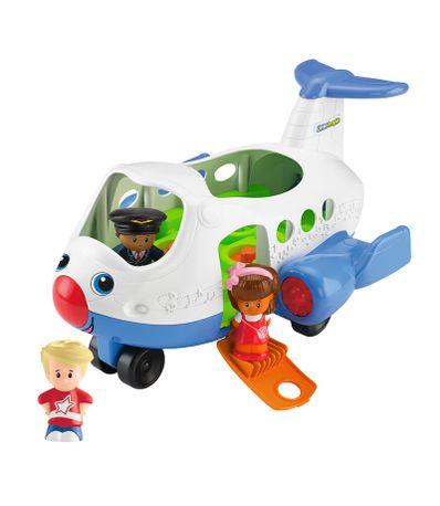 Fisher-Price-Sons-avion-Surprises