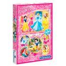Princesses-Disney-Puzzle-2-x-60-pieces