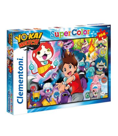 Yo-Kai-Watch-Puzzle-de-104-Pieces