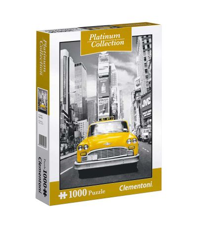 New-York-Taxi-Puzzle-Platinum-Collection-1000-pieces
