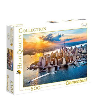 Puzzle-de-New-York-HQ-500-pieces