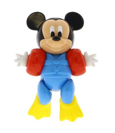 Bebe-Mickey-nageur