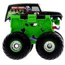Weels-vehicule-vert-chaud-monstre-Morphers