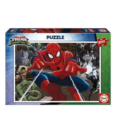 Spiderman-Puzzle-200-Pieces