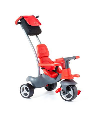 Tricycle-Rouge-avec-Roues-en-Gomme
