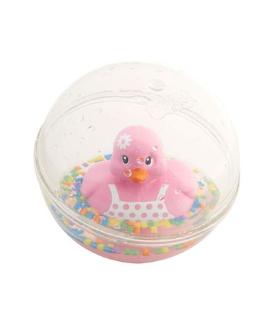 Fisher-Price-Pato-Rosa-Afloat