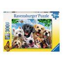 Chiens-selfie-Puzzle-300-pieces