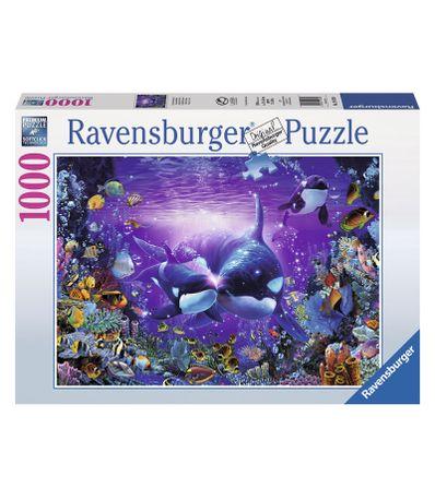 Puzzle-Lumiere-dans-la-Mer-de-1000-Pieces