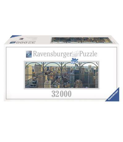 Puzzle-par-la-fenetre-de-New-York-32000-Pieces