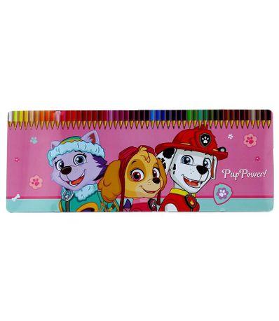 Pat-Patrouille-Girls-Etui-de-crayons-de-couleur