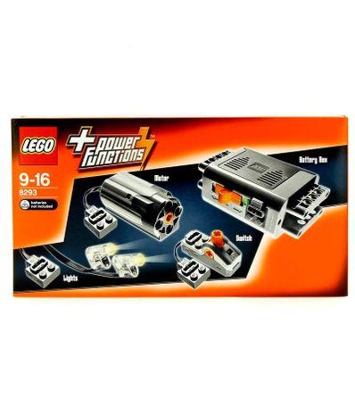 Lego-Technic-Puissance-Moteurs-Set