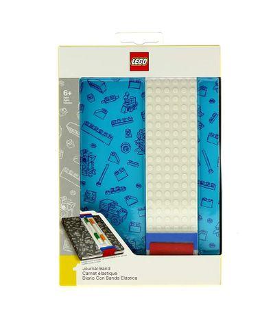 Agenda-Lego-Blue-Band-avec-constrccion