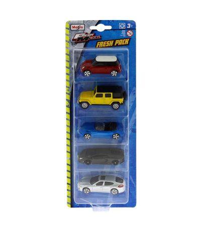Vehicules-Fresh-Pack-Tourisme-Echelle-1-72