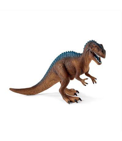 Figure-Acrocanthosaurus