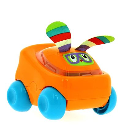 Fisher-Price-Robi-voiture-Orange