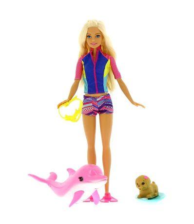 Barbie-Dauphin-Magique