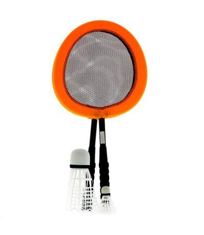 Badminton-Orange-jeu