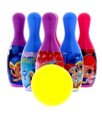 Shimmer---Shine-Jeu-de-Bowling