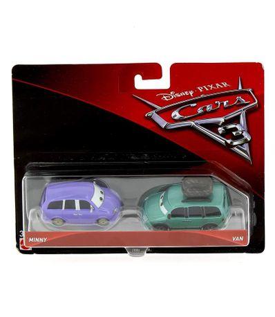 Voitures-3-voitures-Mini-Pack-2-et-Caravan