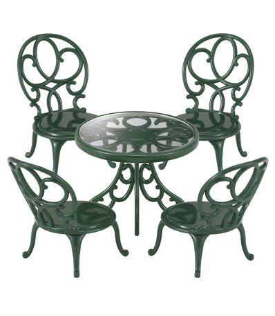 Sylvanian-table-et-chaises